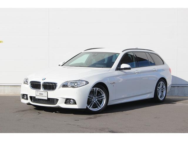 BMW 5シリーズ 523dツーリングMスポーツ ワンオーナ 禁煙...