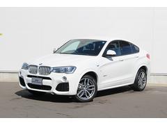 BMW X4xDrive 28i Mスポーツ 純正ナビ ワンオーナー