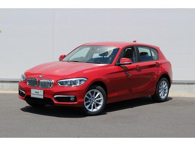 BMW 1シリーズ 118d スタイル 純正ナビ LEDライト ワ...
