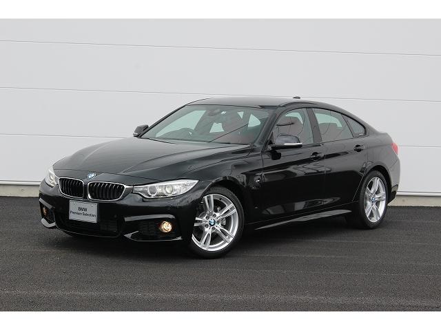 BMW 4シリーズ 420iグランクーペMスポーツ認定中古車 ワン...