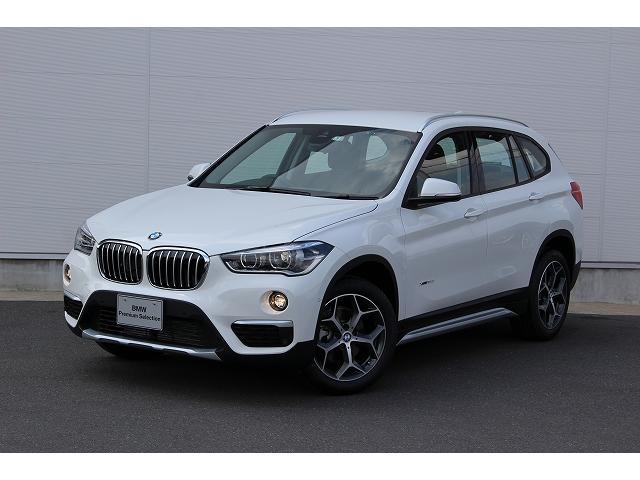BMW xDrive 18d xライン 純正ナビ LEDライト