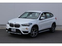 BMW X1xDrive 18d xライン 純正ナビ LEDライト
