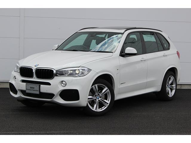 BMW xDrive 35d Mスポーツ サンルーフ 禁煙車