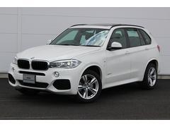 BMW X5xDrive 35d Mスポーツ サンルーフ 禁煙車