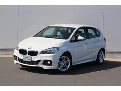 BMW225xeアクティブツアラーMスポーツ 認定中古車 純正ナビ