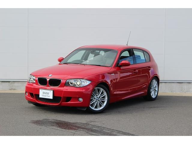 BMW 1シリーズ 120i Mスポーツ 社外黒赤レザー 禁煙車 ...