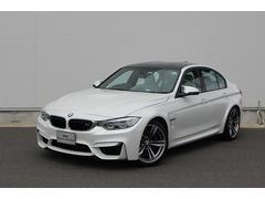 BMWM3認定中古車 純正ナビ 禁煙車 ワンオーナー 弊社下取り車