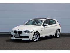 BMW116i Mスポーツ 認定中古車 純正ナビ サンルーフ