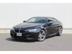 BMW M6M6クーペ 認定中古車 純正ナビ ソフトクローズドア