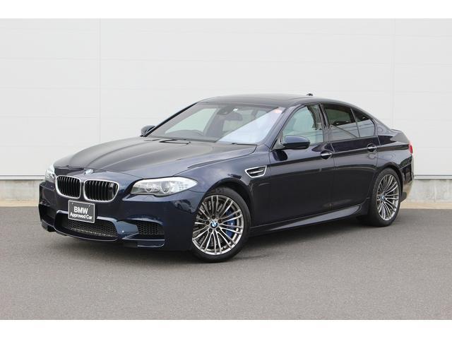 BMW M5 認定中古車 サンルーフ 純正ナビ ソフトクローズドア
