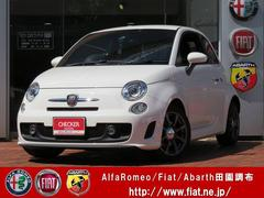 アバルト アバルト500当店デモカー 新車保証付き 5MT