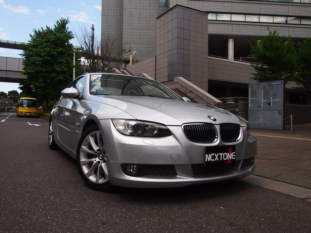 BMW 3シリーズ 335i クーペ ツインターボ 306馬力 左...
