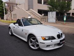 BMW Z3ロードスター3.0i 電動オープン 5速ステップトロニックAT 黒革
