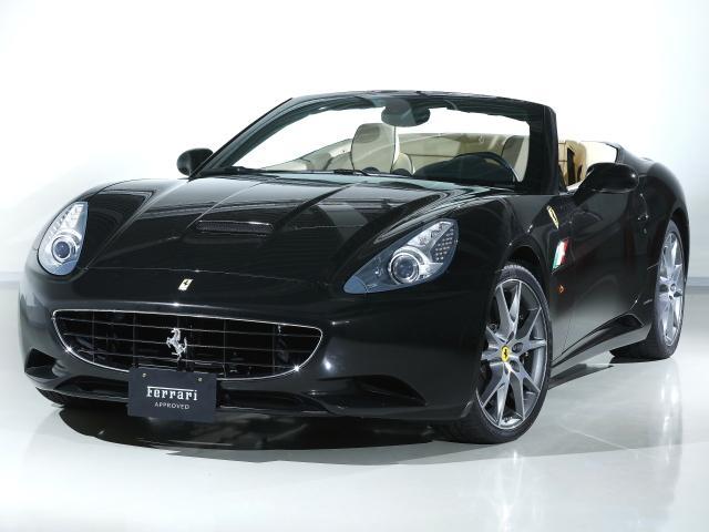 Ferrari California Base Grade 2009 Black 24495 Km Details