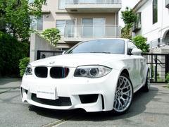 BMW 1シリーズ M1Mクーペ ディーラー未導入グレード