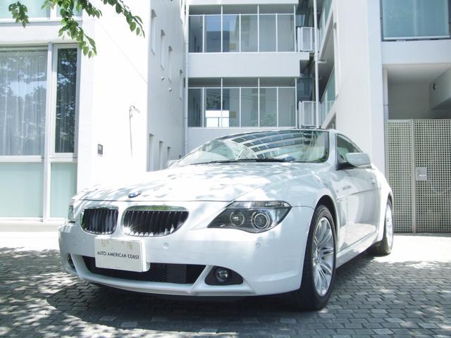 BMW 630i 大型ガラスルーフ ベージュ革