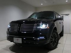リンカーン ナビゲーター4WD新車保証未使用車HDDTV20AW電動テールBLIS