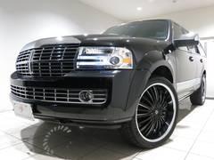 リンカーン ナビゲーター4WD正規D車フリップD HDDレグザ24AWガドナールM