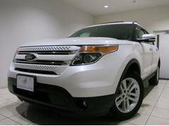 フォード エクスプローラーリミテッド4WD1オナFSBカメSRナビTV電ゲト