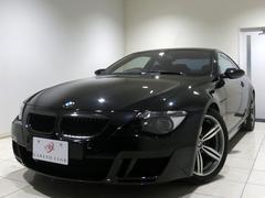 BMW M6赤革Pシート天張アルカンタラ カーボンR ETC禁煙クルコン