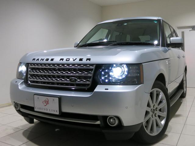 Photo of LAND_ROVER RANGE ROVER VOGUE 5.0 V8 SUPERCHARGED / used LAND_ROVER