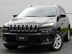 クライスラージープ チェロキー4WD ワンオーナー車 純正ナビ HIDライト 新車保証付帯