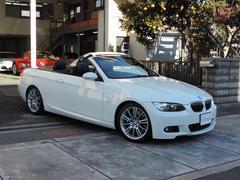 BMW335iカブリオレ Mスポーツパッケージ 7速DTC  黒革