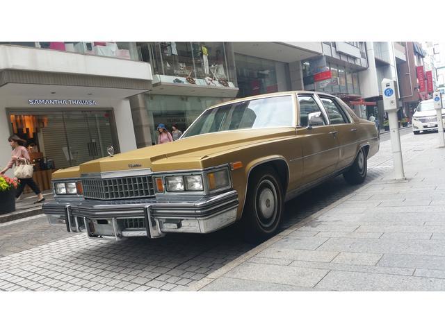キャデラック キャデラック フリートウッド ff : car.biglobe.ne.jp