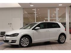 VW ゴルフCL 登録済未使用車 ナビ ETC 新車保証継承付
