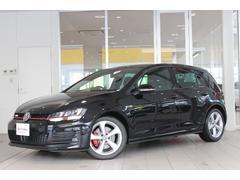VW ゴルフGTI登録済未使用車 ナビ ETC 保証継承付