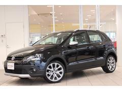 VW ポロクロスポロ ワンオーナー ナビ Rカメ 保証継承付