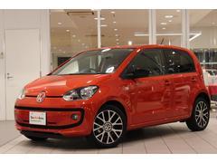 VW アップ!オレンジ アップ! 車検整備・1年延保証付