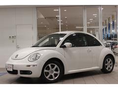 VW ニュービートルEZ ワンオーナー 認定中古車保証付