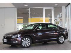 VW パサートTSICL LED ナビ Rカメ 保証継承付