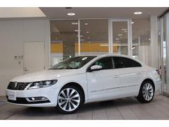VW フォルクスワーゲンCCTSIテクノロジーPKG ナビ Rカメ ETC 禁煙車