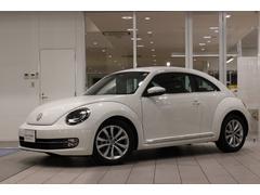 VW ザ・ビートル黒レザー ナビ Rカメラ ETC 禁煙車
