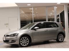 VW ゴルフTSIハイライン ナビ Rカメ ETC 禁煙車
