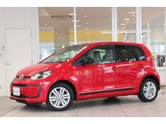 VW アップ!アップ!ウィズ ビーツ  限定車 専用サウンドシステム搭載
