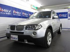 BMW X32.5si 4WD
