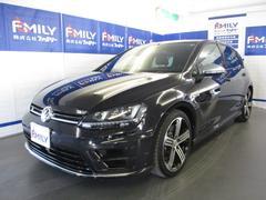 VW ゴルフR6MT4WD 新車保証継承
