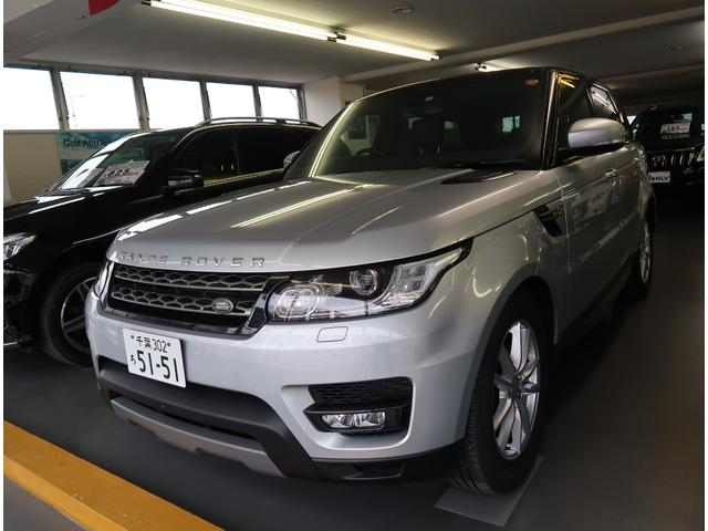 Photo of LAND_ROVER RANGE ROVER SPORT SE / used LAND_ROVER