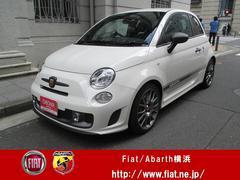 アバルト アバルト595コンペティツィオーネ 弊社元デモカー 新車保証継承