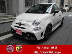 アバルト アバルト595コンペティツィオーネ 弊社デモカー 新車保証継承