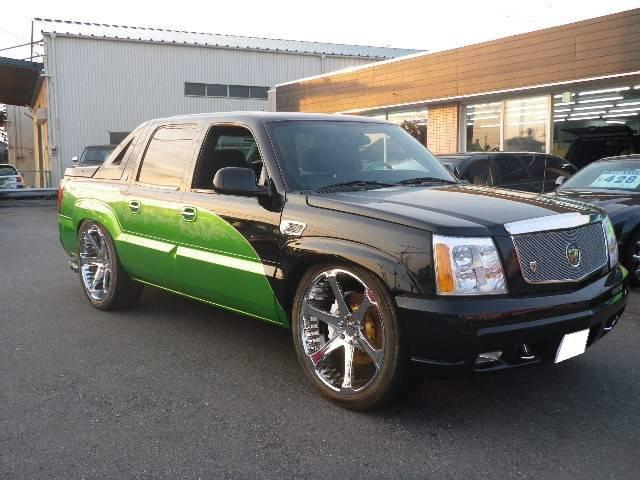 キャデラック 4WD