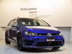 VW ゴルフRヴァリアントローンチエディション100台限定 19インチ専用ホイール