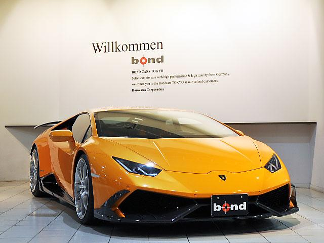 lamborghini huracan lp610 4 2015 special color 2 300 km details japanese used cars goo. Black Bedroom Furniture Sets. Home Design Ideas