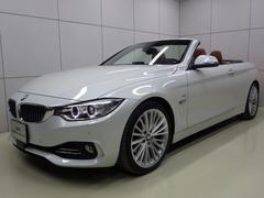 BMW435iカブリオレ ラグジュアリー LHD