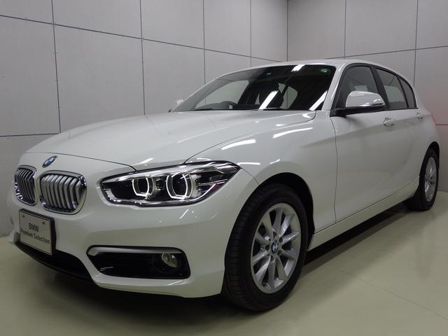 BMW 1シリーズ 118d スタイル 後期モデル 正規認定中古車...