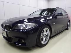 BMW523iツーリング Mスポーツ アドバンスドセイフティPKG