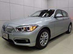 BMW118d スタイル 後期モデル LEDライト 正規認定中古車